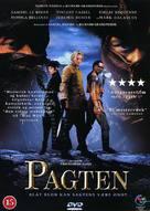 Le pacte des loups - Danish DVD cover (xs thumbnail)
