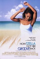 How Stella Got Her Groove Back - Movie Poster (xs thumbnail)
