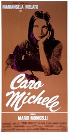 Caro Michele - Italian Movie Poster (xs thumbnail)