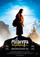 Milarepa - German Movie Poster (xs thumbnail)