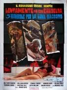 Assassino... è al telefono, L' - Italian Movie Poster (xs thumbnail)