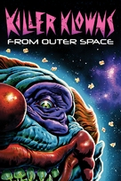 Killer Klowns from Outer Space - Movie Cover (xs thumbnail)