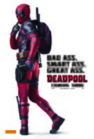 Deadpool - Australian Movie Poster (xs thumbnail)