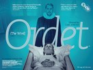 Ordet - British Re-release poster (xs thumbnail)