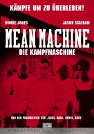 Mean Machine - German DVD cover (xs thumbnail)