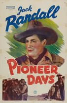 Pioneer Days - Movie Poster (xs thumbnail)