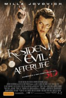 Resident Evil: Afterlife - Australian Movie Poster (xs thumbnail)