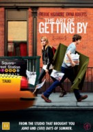 The Art of Getting By - Danish DVD cover (xs thumbnail)