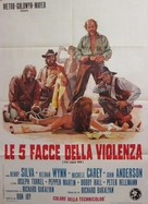 The Animals - Italian Movie Poster (xs thumbnail)