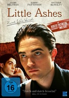Little Ashes - German DVD cover (xs thumbnail)