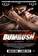 Bumrush - Canadian Video release poster (xs thumbnail)