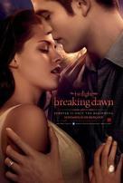 The Twilight Saga: Breaking Dawn - Part 1 - Dutch Movie Poster (xs thumbnail)