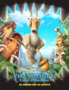 Ice Age: Dawn of the Dinosaurs - Italian Movie Poster (xs thumbnail)