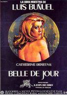 Belle de jour - Spanish Movie Poster (xs thumbnail)