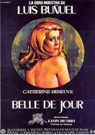 Belle de jour - Spanish Movie Poster (xs thumbnail)