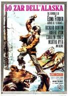Ice Palace - Italian Movie Poster (xs thumbnail)