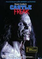 Castle Freak - DVD cover (xs thumbnail)