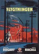 Dark Passage - Danish Movie Poster (xs thumbnail)