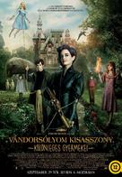 Miss Peregrine's Home for Peculiar Children - Hungarian Movie Poster (xs thumbnail)