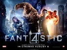 Fantastic Four - British Movie Poster (xs thumbnail)