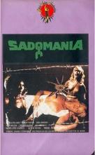 Sadomania - Hölle der Lust - French VHS cover (xs thumbnail)
