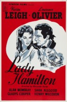 That Hamilton Woman - British Re-release movie poster (xs thumbnail)