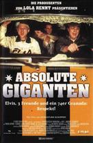 Absolute Giganten - German Movie Poster (xs thumbnail)