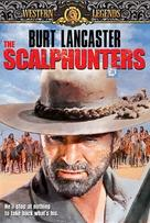 The Scalphunters - DVD cover (xs thumbnail)