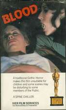 Blood - British VHS cover (xs thumbnail)