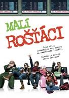 Unaccompanied Minors - Czech DVD cover (xs thumbnail)