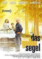 The Yellow Handkerchief - German Movie Poster (xs thumbnail)