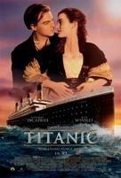 Titanic - Argentinian Movie Poster (xs thumbnail)