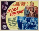 In Fast Company - Movie Poster (xs thumbnail)