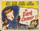 The Dark Corner - Movie Poster (xs thumbnail)