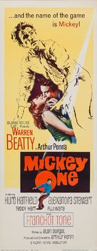 Mickey One - Movie Poster (xs thumbnail)