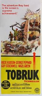 Tobruk - Australian Movie Poster (xs thumbnail)