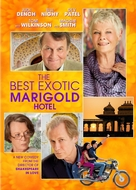 The Best Exotic Marigold Hotel - DVD cover (xs thumbnail)
