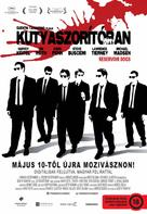 Reservoir Dogs - Hungarian Movie Poster (xs thumbnail)