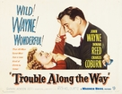 Trouble Along the Way - Movie Poster (xs thumbnail)