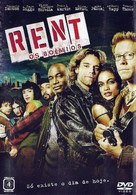 Rent - Brazilian Movie Cover (xs thumbnail)