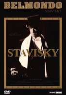 Stavisky... - French Movie Cover (xs thumbnail)