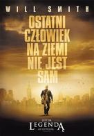 I Am Legend - Polish Movie Poster (xs thumbnail)