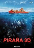 Piranha - Chilean DVD movie cover (xs thumbnail)