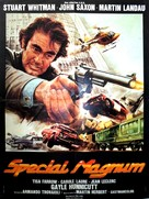 A Special Magnum for Tony Saitta - French Movie Poster (xs thumbnail)
