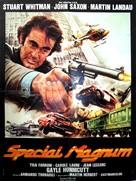 Una Magnum Special per Tony Saitta - French Movie Poster (xs thumbnail)