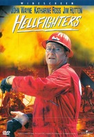 Hellfighters - DVD cover (xs thumbnail)