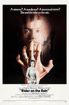 Le passager de la pluie - Movie Poster (xs thumbnail)