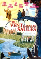 The Wind in the Willows - French DVD cover (xs thumbnail)