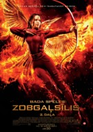 The Hunger Games: Mockingjay - Part 2 - Latvian Movie Poster (xs thumbnail)