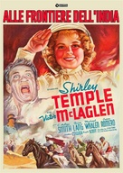 Wee Willie Winkie - Italian DVD movie cover (xs thumbnail)